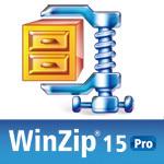 WinZip 15 Pro ダウンロード版