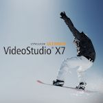 Corel VideoStudio Ultimate X7 �̾���