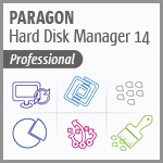 Paragon Hard Disk Manager 14 Professional