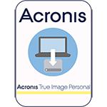 Acronis True Image Personal ダウンロード版