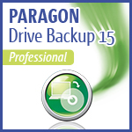 Paragon Drive Backup 15 Professional