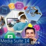 MediaSuite 14 Ultra ダウンロード版