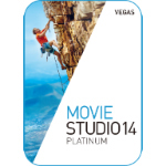 VEGAS Movie Studio 14 Platinum ダウンロード版