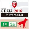 G DATA �A���`�E�C���X 2016 1�N3��