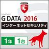 G DATA �C���^�[�l�b�g�Z�L�����e�B 2016 1�N1��